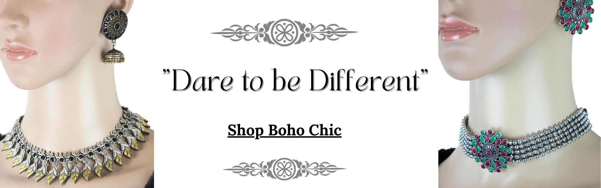 Boho Chic Banner